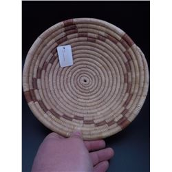 Tightly Woven Bowl Handcrafted Indian Native