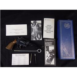 Smith & Wesson model 17-4 Revolver LNIB