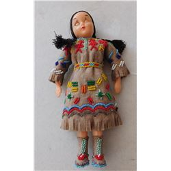 Native American-style Doll