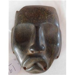 Olmec Dark Mask