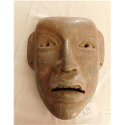 Large Olmec Mask