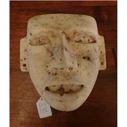 White Teotihuacan Mask