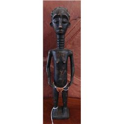 African Wood Figure