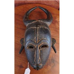 Ligbe Lagoon Horned Mask