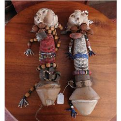 Pair of Wawa Dolls
