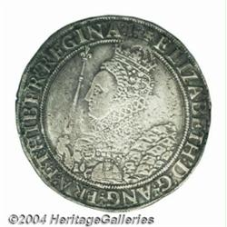 Elizabeth II Crown ND (1601-02), Mintmark 1,