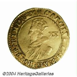 Charles I (1625-49) gold Unite, Tower Mint
