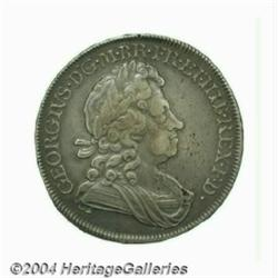 George I Roses & Plumes crown 1720/18, S-3639,