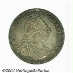 George III Bank Dollar 1804, S-3768. 1st,
