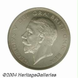 George V Proof Halfcrown 1935. S-4037 for