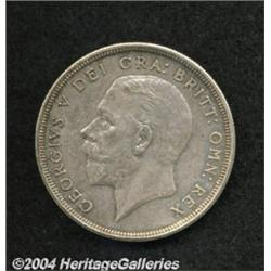 George V Proof Crown 1927, S-4036. Choice