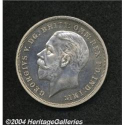 George V REP Crown 1935, S-4050. Choice Proof