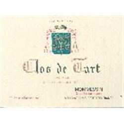 6xClos de Tart Mommessin 2002  (750ml)