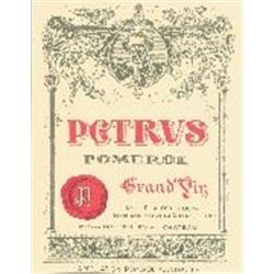 1xPetrus 1970  (750ml)