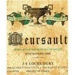 12xMeursault Coche-Dury 2007  (750ml)