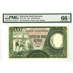 Bank Indonesia, 1964, Issued Note