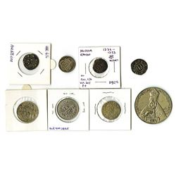 Modena: 13th C.-20th C., Mixed Group of 8 Coins