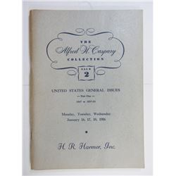 Alfred H. Caspary Collection Catalogue, 1956