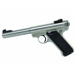 RUGER, CAL .22LR  *THIS IS A RESTRICTED HANDGUN*