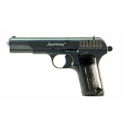 TOKAREV, SPORTWY, CAL .22LR  *THIS IS A RESTRICTED HANDGUN*