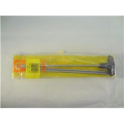 HOPPES .22, .30 CAL CLEANING RODS