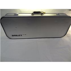"BRILEY TUBE SET 30"" ALUMINUM SHOTGUN CASE **NO SHIPPING**"