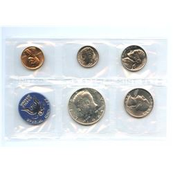 1965 US Special Mint Uncirculated 5 Coin Set