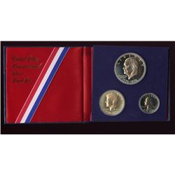 1976-S US Mint Bicentennial 40% Silver Proof Set