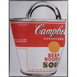 Andy Warhol, Soup Can Bag, Poster