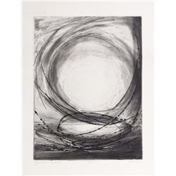 Terry Haas, Offrende a l'Invisible, Aquatint Etching