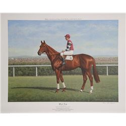 Richard Stone Reeves, Phar Lap, Offset Lithograph