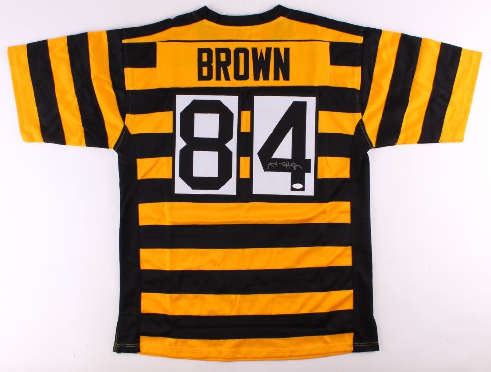 antonio brown throwback jersey
