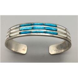 Inlay Bracelet From Gilbert Ortegas