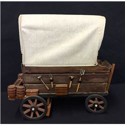 Folk Art Wagon - Joe Dearing