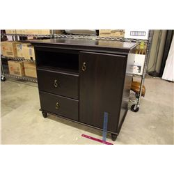 """Wooden TV Stand (35""""x20""""x34"""")"""