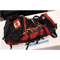 Northface Hiking Bag (Size Medium)