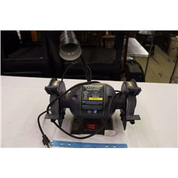 "Mastercraft 6"" Bench Grinder (Working)"