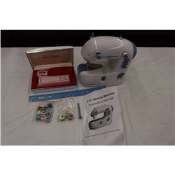 4 In 1 Sewing Machine& A Lady Remington Electric Razor