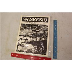 10 Waskesiu Song Sheets