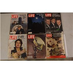 Lot Of Life Magazines