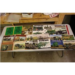 John Deere Tractor & Implement Brochures