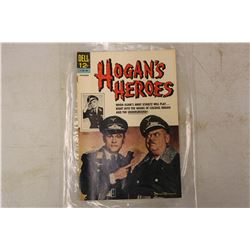 Hogans Heroes No.8 September 1967 Comic Book