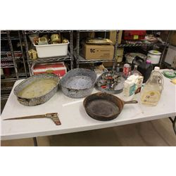 Lot Of Vintage Kitchenware W/ Extras