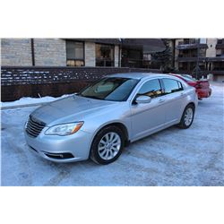 2012 Chrysler Touring 200 Sedan, 55,000 KM, Automatic