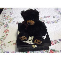 Teddy Bear Treasure Box
