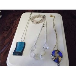 Art Glass & Crystal Jewellery (4)