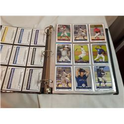 2012 Set Of Baseball Cards