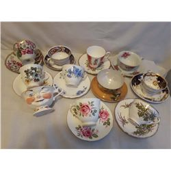 Cups And Saucers Sets (10)