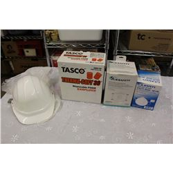 Lot of New Old Stock Work Safety Gear