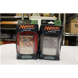 Lot of 2 - Magic the Gathering, Shadows Over Innistrad: Intro Packs